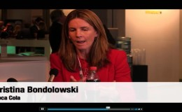 Interview with Christina Bondolowski - Coca-Cola