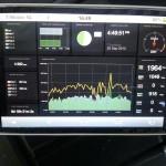 Viewing Sputnik Dashboard in iPhone