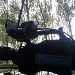Sony HXR-MC2000 + Cube 220 with 9dBi Antenna