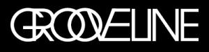 grooveline logo name black
