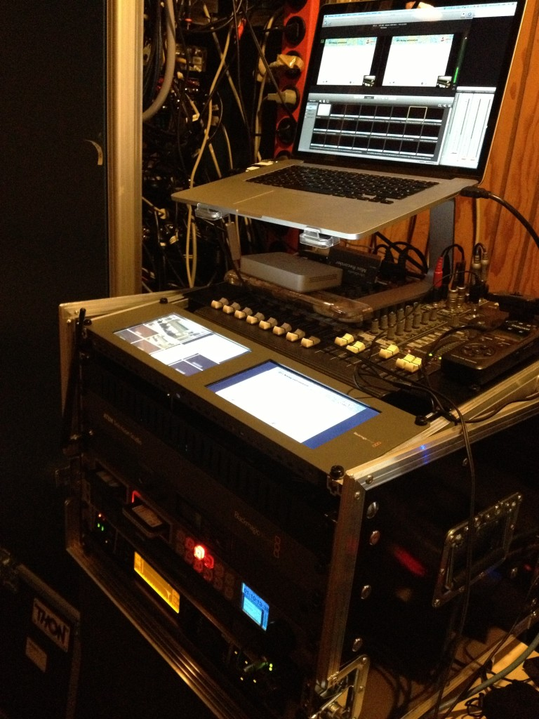 Workstation switcher for ESA stream