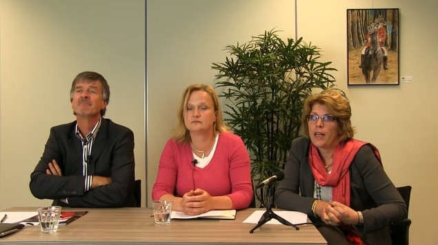 Dutch national pension fund webcast series 2014