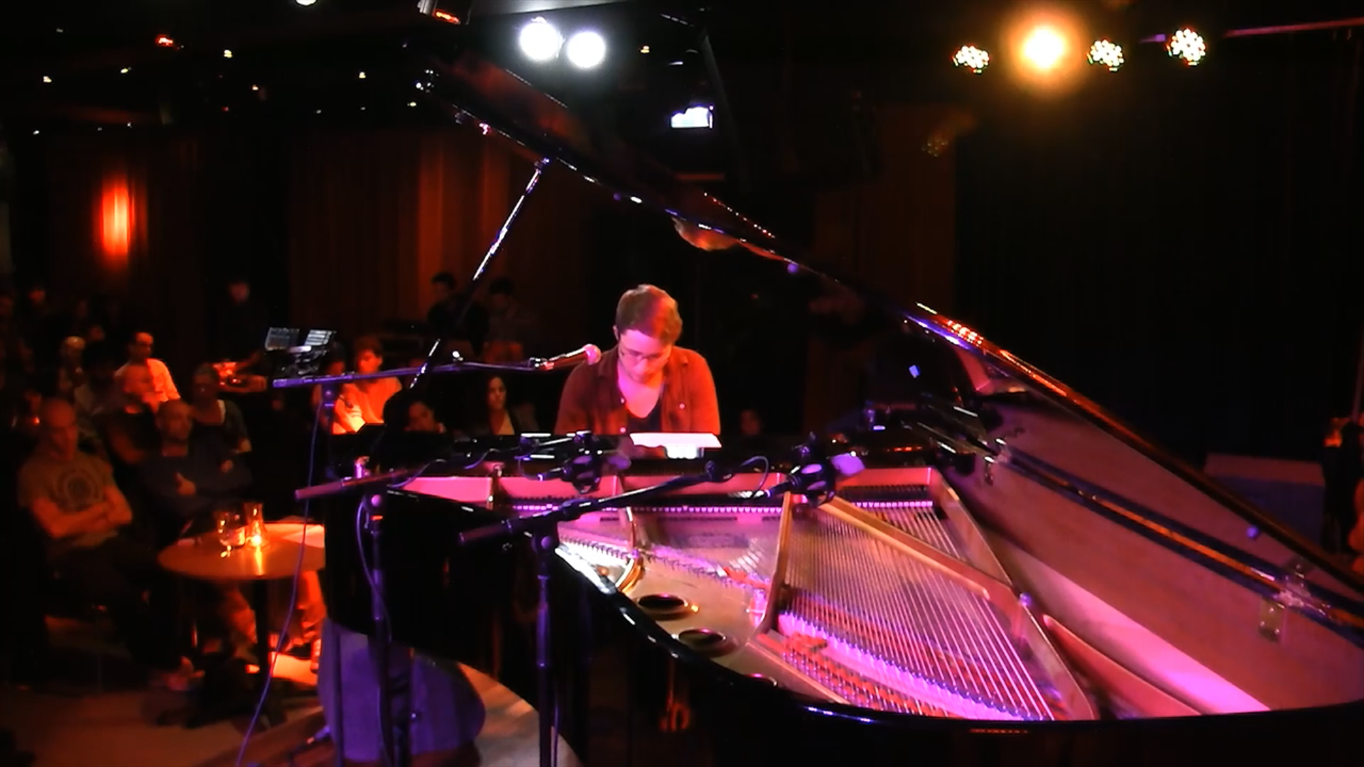 Sven Weisemann Piano Concert at North Sea Jazz Club in Amsterdam – 2012
